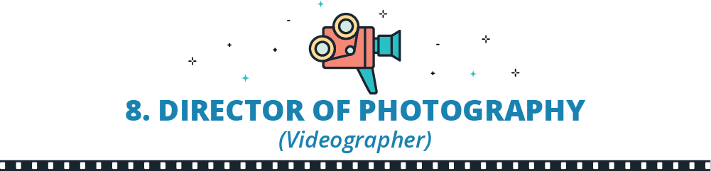 director of photography videography
