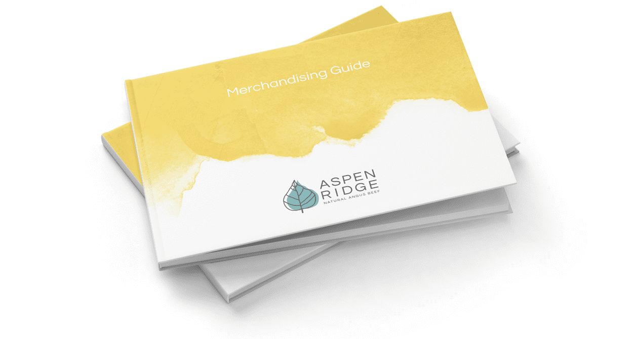Aspen Ridge merchandising guide by Element
