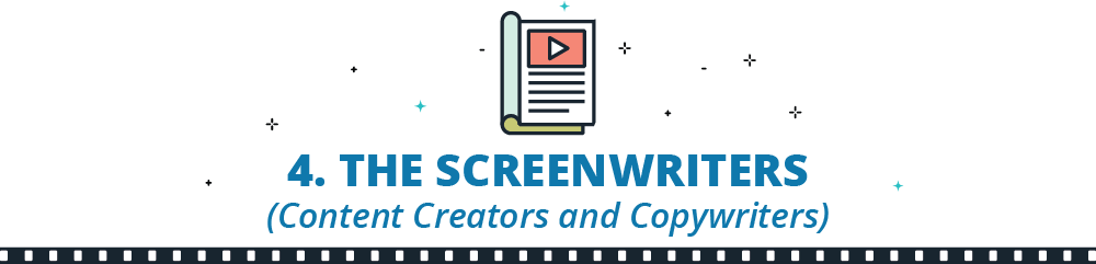 screenwriters graphic