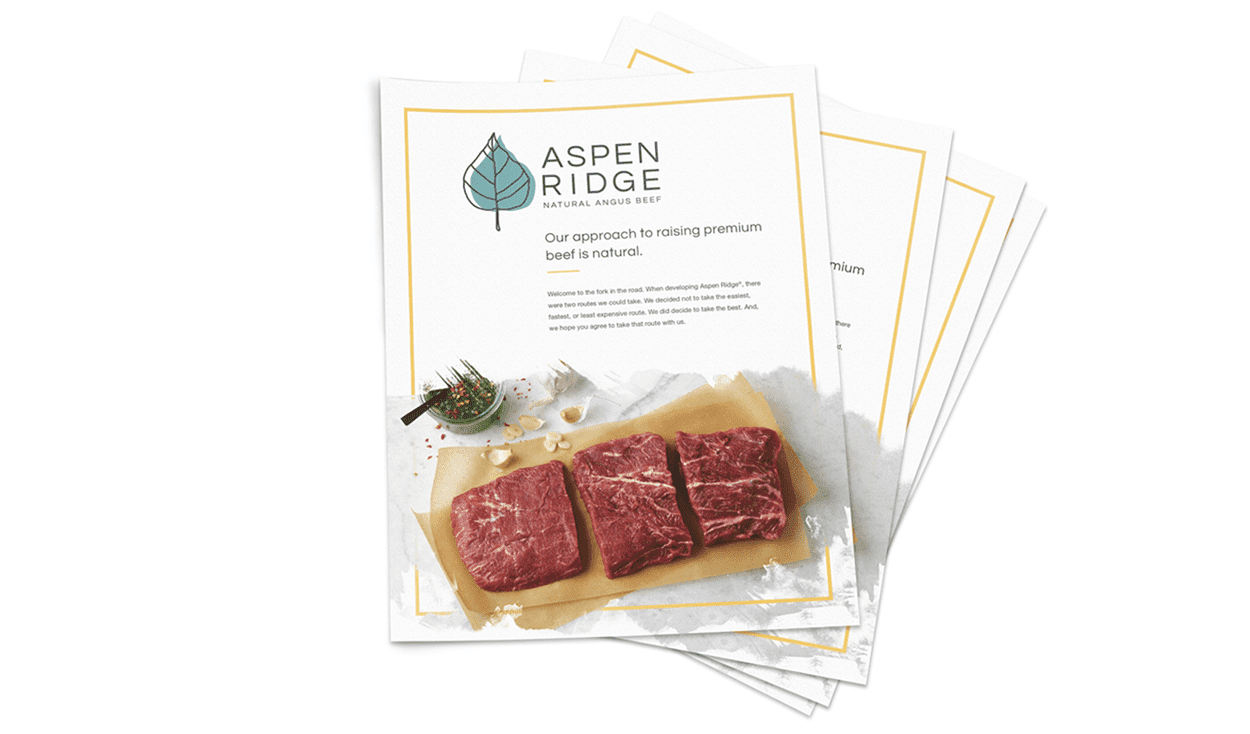 Aspen Ridge sell sheets by Element
